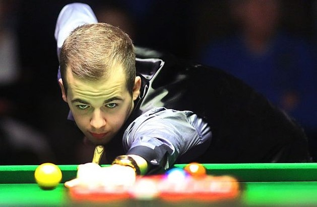 Luca Brecel strandt in achtste finales China Open snooker