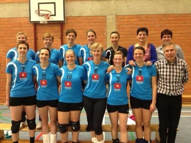 VC Heusden 82 speelt kampioen