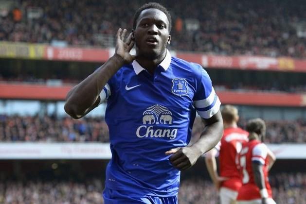 Everton in poleposition voor Lukaku, Tottenham ligt op de loer