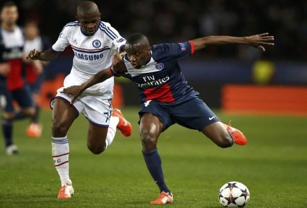 PSG-speler krijgt ongewenst bezoek tijdens kwartfinale Champions League