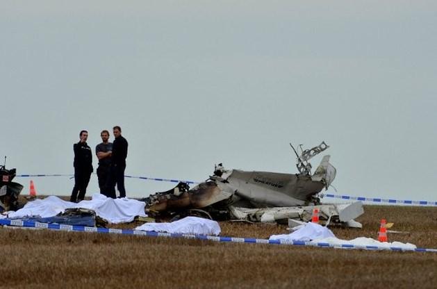Vliegtuigcrash Namen te wijten aan acrobatisch manoeuvre van piloot
