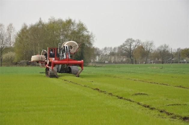 Landbouwers in de weer voor duurzaam waterbeheer