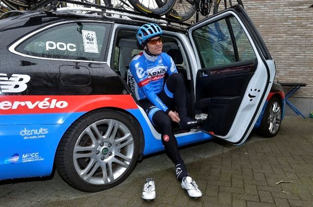 Nick Nuyens start niet in Ronde