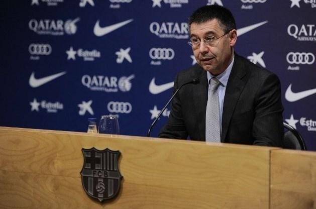 Barça wil keeper aantrekken ondanks transferverbod