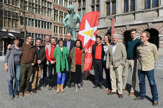 PVDA  Antwerpen zet alles op federale kieslijst