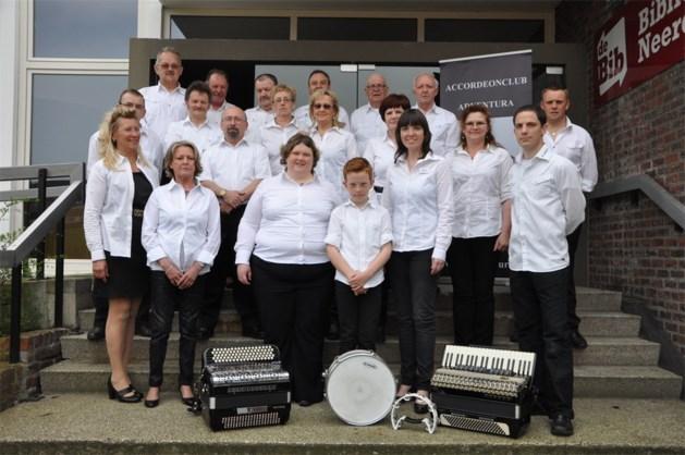 Al voor de 16de maal een accordeonfestival voor Accordeonclub Adventura