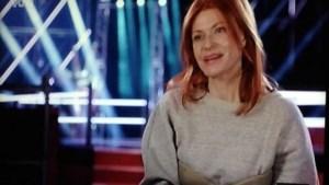 Axelle Red bespot om kledingkeuze in The Voice