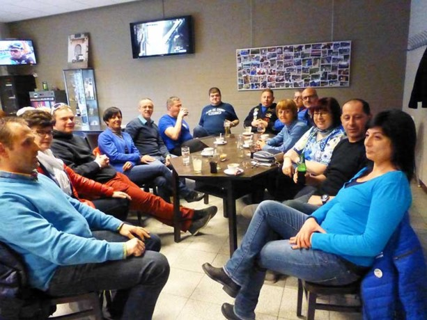 Vespaclub La Baracca start nieuw seizoen