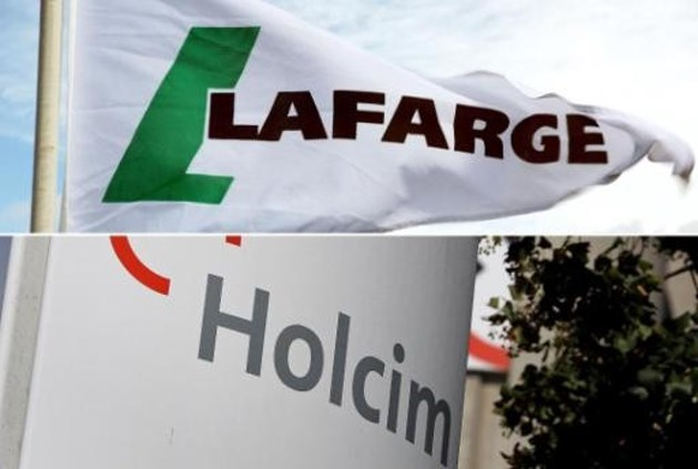 "Holcim en Lafarge fuseren ""zonder banenverlies"""