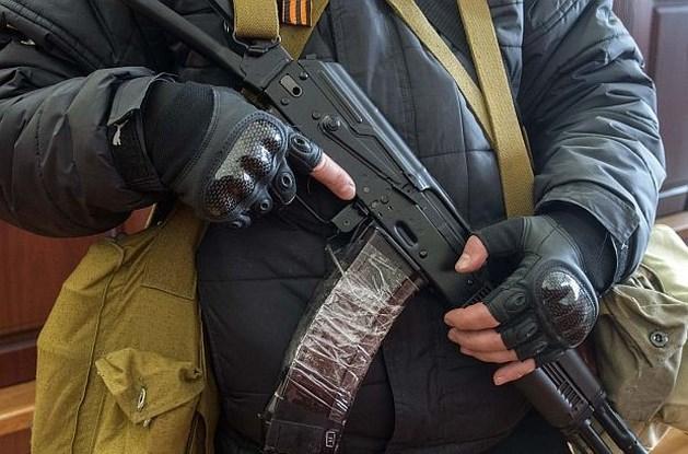 Oekraïense soldaat gedood bij incident op de Krim