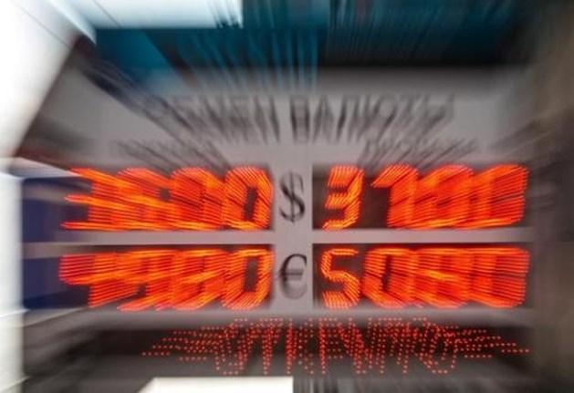 Spanningen Oekraïne wegen op Russische beurs en roebel