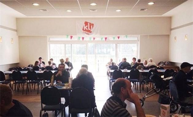 KLJ Linde's pastafestival, waar eten een feest is