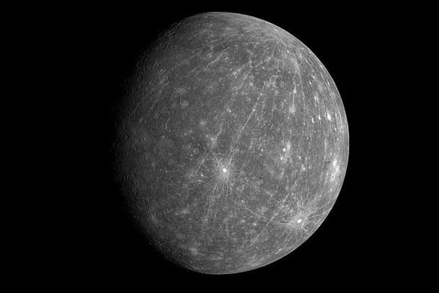 Blik op de Ruimte: Mercurius geteisterd door vulkanisme