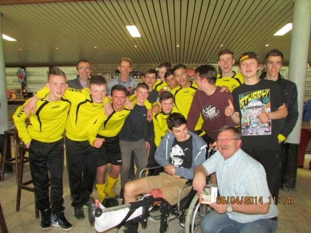 KZVV: U17 speelt kampioen