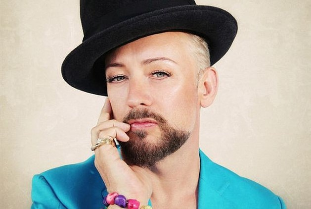 Boy George is eerste klepper voor Genk on Stage