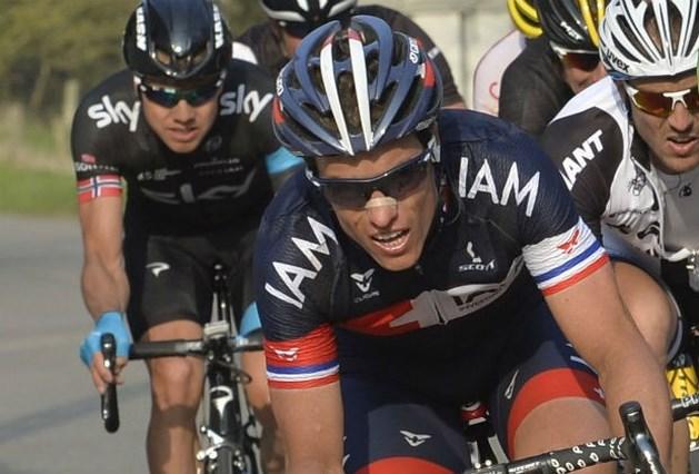 Zieke Chavanel past voor Parijs-Roubaix