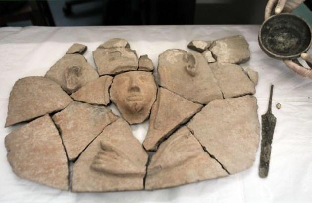 3.300 jaar oude sarcofaag ontdekt in Israël