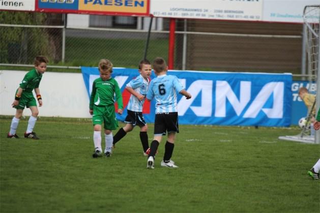 G8-tornooi KVK Beringen was een succes