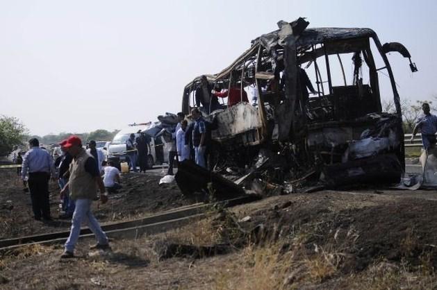 Minstens 36 doden na busongeval in Mexico