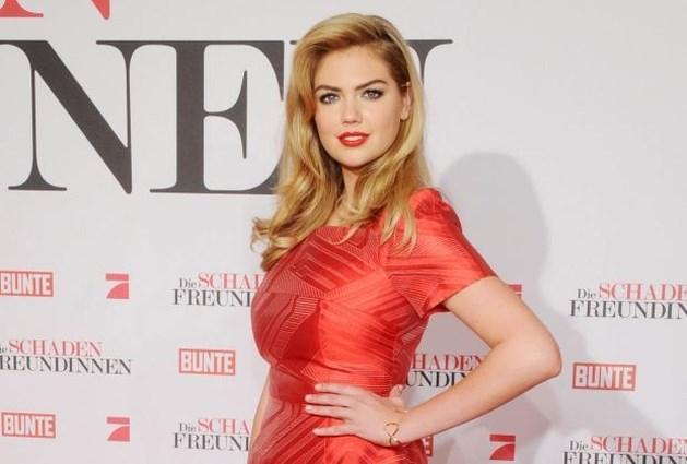 "Topmodel Kate Upton (21): ""Ik wens elke dag kleinere borsten"""