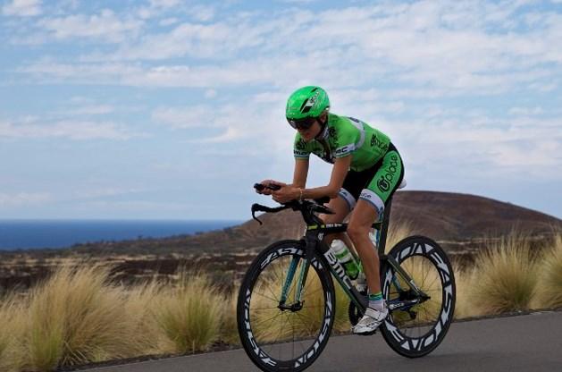 Triatlete Sofie Goos 2de in halve Ironman Puerto Rico