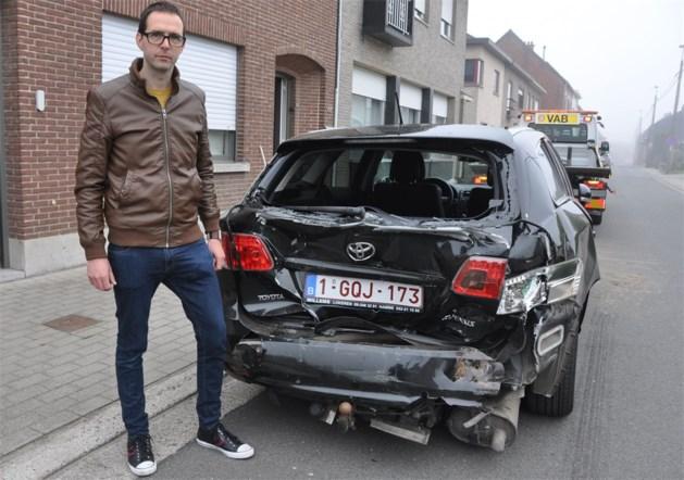 Ongeval met vluchtmisdrijf vlak voor vertrek op familieweekend