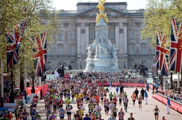 Veertiger sterft tijdens marathon van Londen