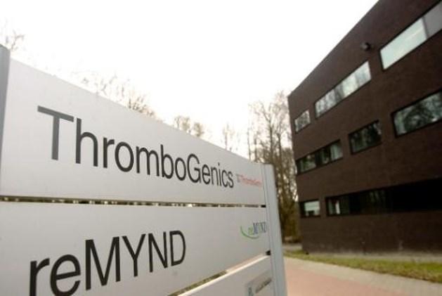 """""""Zes farmabedrijven geïnteresseerd in ThromboGenics"""""""