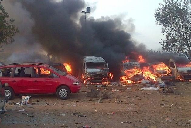 Al meer dan 200 doden na bomaanslag in Nigeria