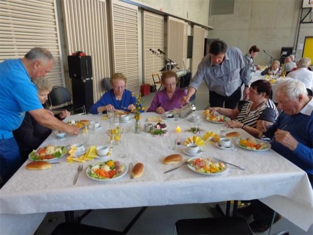 Lente- en Paasviering Okra-Lozen