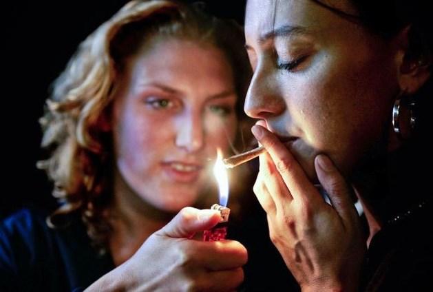 Cannabis voor het eerst belangrijkste drug in Verslaafdenzorg