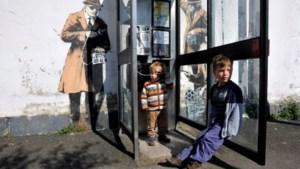 Engelse woonwijk in de ban van spionagekunstwerk