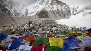 Twaalf doden na lawine op Mount Everest
