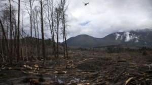 Al 39 doden geteld na modderstroom in de VS