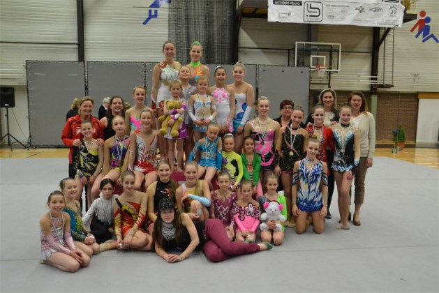 Deelnemers uit Tsjechië en Nederland op Easter Cup in Bree