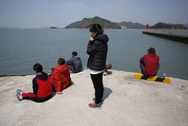 """President Zuid-Korea: """"Kapitein en bemanning zijn moordenaars"""""""
