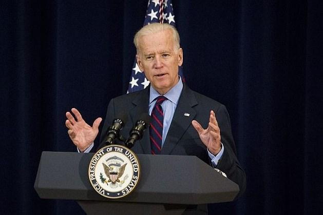 Amerikaanse vicepresident Biden trekt naar Kiev