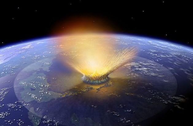 Kans dat grote asteroïde met aarde botst veel groter