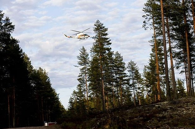 Achtste dode geteld na vliegtuigcrash in Finland
