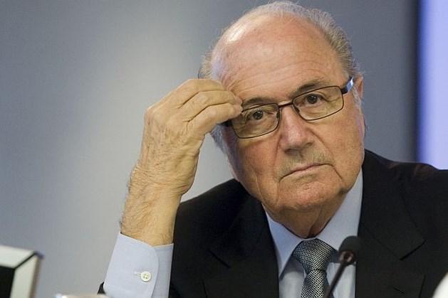 """Blatter: """"WK 2022 moet in de winter plaatsvinden"""""""