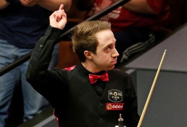 Debutant kegelt topfavoriet uit WK snooker