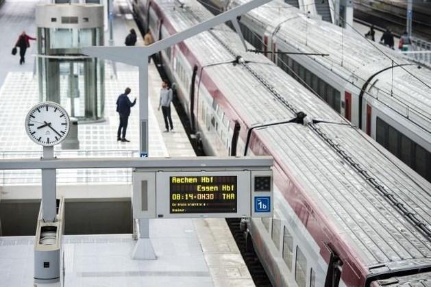 """Treinstaking Luik: """"Dit kan niet door de beugel"""""""