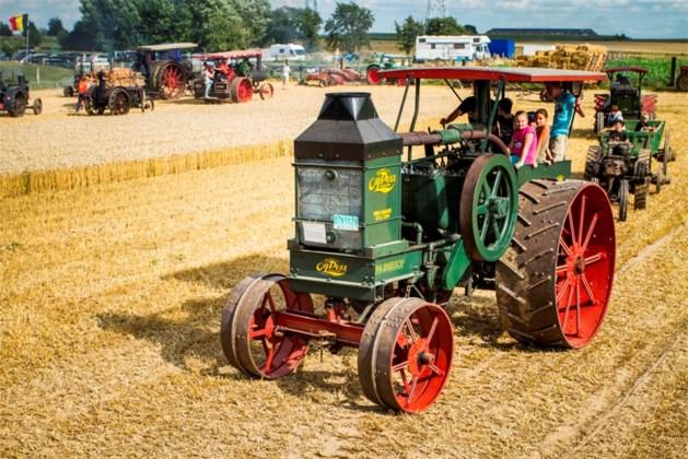 Unieke tractoren op toegankelijke Erfgoeddag