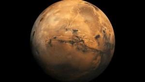 Blik op de Ruimte: water op Mars