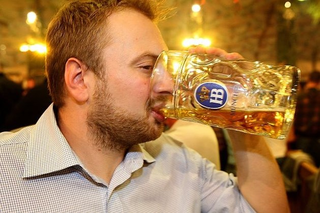Duitsers drinken al zeven jaar op rij minder bier