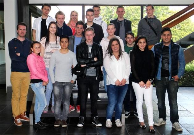 Leerlingen Alicebourg bezoeken Het Belang van Limburg