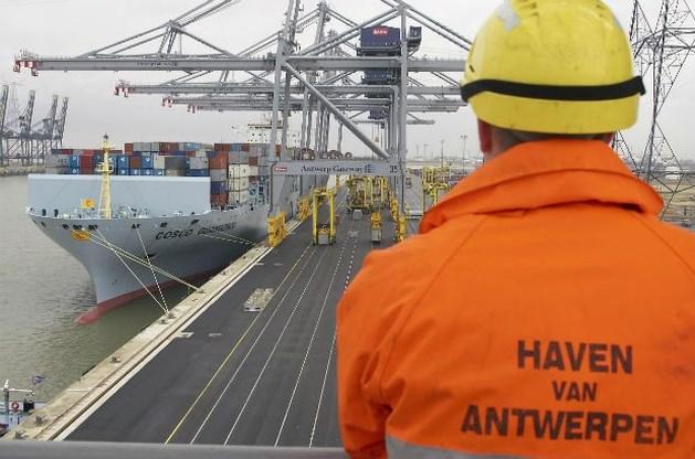 """Provincie Antwerpen dé sterkhouder van Vlaamse economie"""