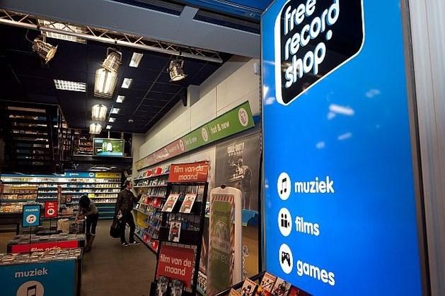 Nederlands moederbedrijf Free Record Shop failliet verklaard