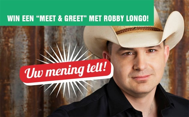 Win een 'meet & greet' met Robby Longo!