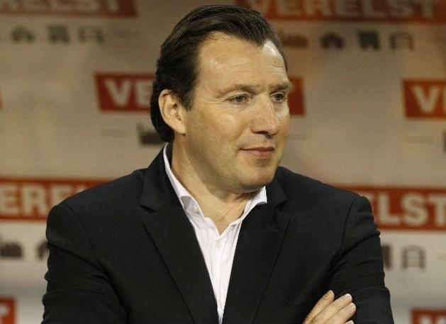 """Wilmots: """"Veel geld verloren door bondscoach te blijven"""""""